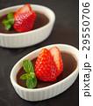 プリン ココアプリン 洋菓子の写真 29550706