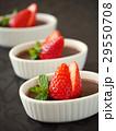 プリン ココアプリン 洋菓子の写真 29550708