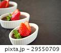プリン ココアプリン 洋菓子の写真 29550709