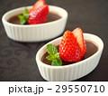 プリン ココアプリン 洋菓子の写真 29550710