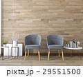 家具 インテリア リビングルームのイラスト 29551500