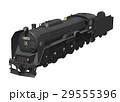 C62 蒸気機関車 SLのイラスト 29555396