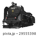 C62 蒸気機関車 SLのイラスト 29555398