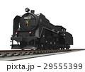 C62 蒸気機関車 SLのイラスト 29555399