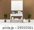 ミニマル ホワイト 白のイラスト 29555561