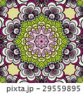 festival art seamless mandala pattern 29559895