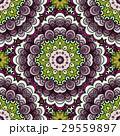 festival art seamless mandala pattern 29559897