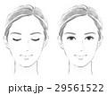 顔の黄金比のイメージ 29561522