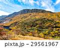 安達太良山 秋 紅葉の写真 29561967