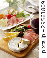 チーズと生ハムのオードブル 29563809
