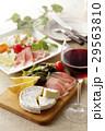 チーズと生ハムのオードブル 29563810