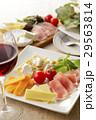 チーズと生ハムのオードブル 29563814