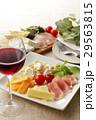 チーズと生ハムのオードブル 29563815