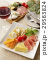 チーズと生ハムのオードブル 29563824