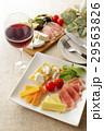 チーズと生ハムのオードブル 29563826