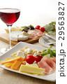 チーズと生ハムのオードブル 29563827