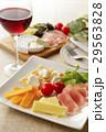 チーズと生ハムのオードブル 29563828