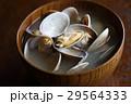あさりの味噌汁 29564333