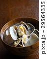 あさりの味噌汁 味噌汁 和食の写真 29564335