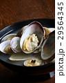 あさりの味噌汁 味噌汁 和食の写真 29564345
