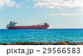 argo freight ship in the caribbean sea. Freight 29566583