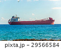 argo freight ship in the caribbean sea. Freight 29566584