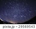 丹沢・三ノ塔から冬の星座と富士山 29569543