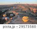 トルコ カッパドキア 気球の写真 29573560