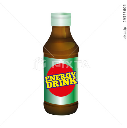 energy drink bottleのイラスト素材 [29573606] - PIXTA