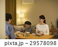 家族 夕食 29578098