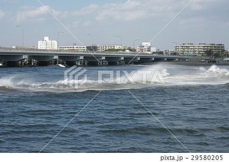 波目と橋 29580205