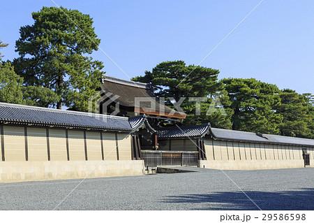 京都御所・建礼門 29586598