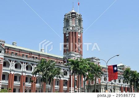 中華民国総統府(旧台湾総督府)・1919年竣工の写真素材 [29586772 ...