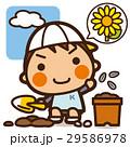 小学生 男子 男の子のイラスト 29586978