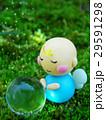 天使と光水晶玉(たて) 29591298