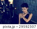 モード ドレス ビューティー ドレッシー 女性 スキンケア ビューティ 若い女性 美容 29592307