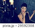 モード ドレス ビューティー ドレッシー 女性 スキンケア ビューティ 若い女性 美容 29592308