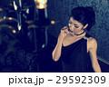 モード ドレス ビューティー ドレッシー 女性 スキンケア ビューティ 若い女性 美容 29592309