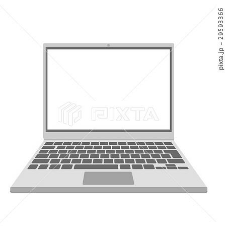 パソコン PC ベクター素材 29593366