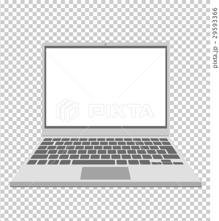 pc, laptop, vector 29593366