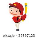 野球少年 野球 少年のイラスト 29597123