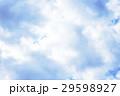 雲の背景 29598927