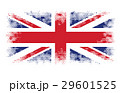 great britain flag halftone 29601525