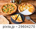 ピザ イタリアン マルゲリータの写真 29604270