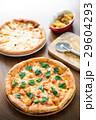 ピザ イタリアン マルゲリータの写真 29604293