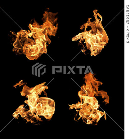 Fire flame heat burning 29615891