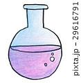 色鉛筆イラスト フラスコ 29616791