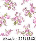 花 花柄 パターンのイラスト 29618382