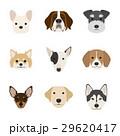 犬 バリエーション セットのイラスト 29620417