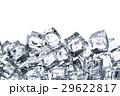氷 キューブ アイスキューブの写真 29622817